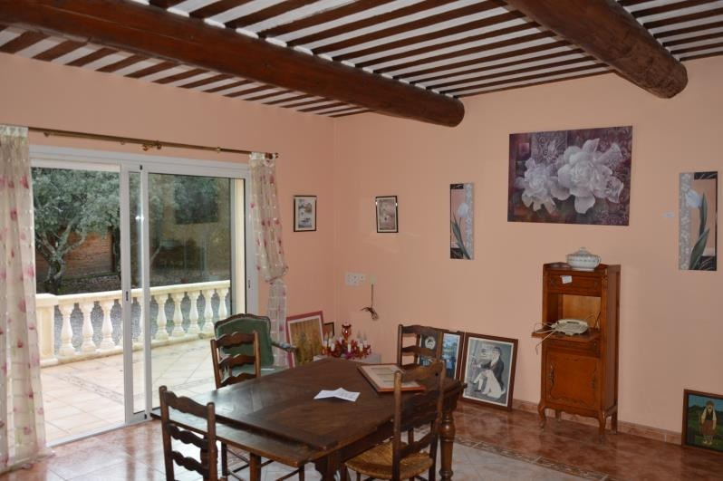 Vente maison / villa Venasque 455 000€ - Photo 3