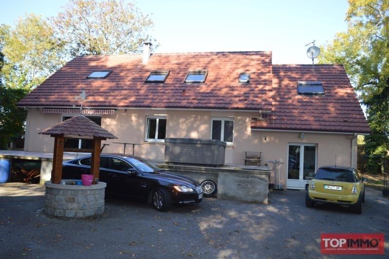 Sale house / villa Luneville 335000€ - Picture 7