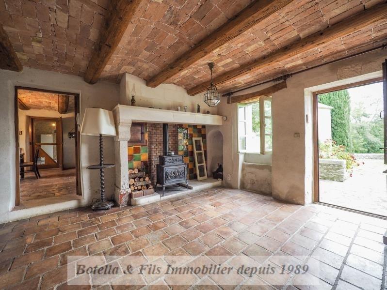 Venta de prestigio  casa Uzes 699000€ - Fotografía 5
