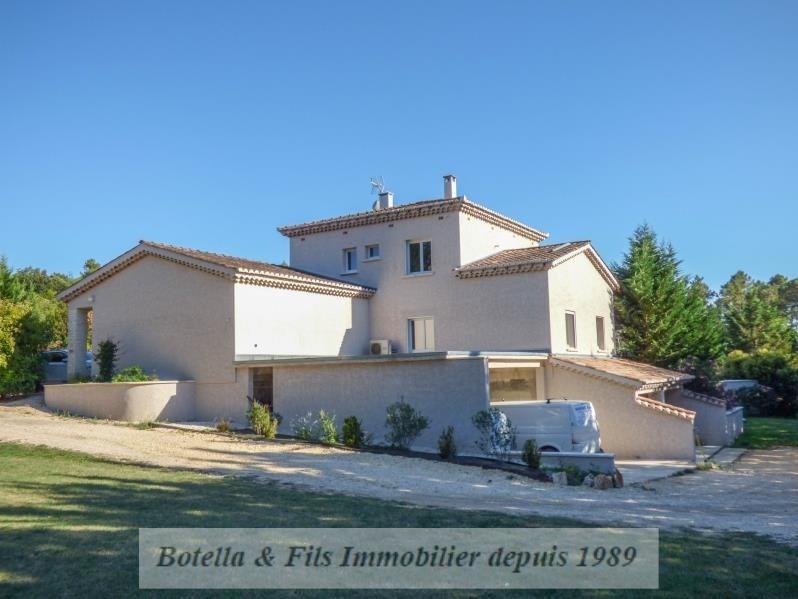 Verkoop van prestige  huis Barjac 593000€ - Foto 11