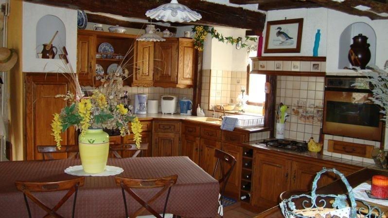 Sale house / villa Druyes les belles fontaine 117500€ - Picture 3