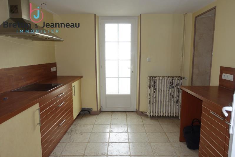 Sale house / villa St cyr le gravelais 166400€ - Picture 6