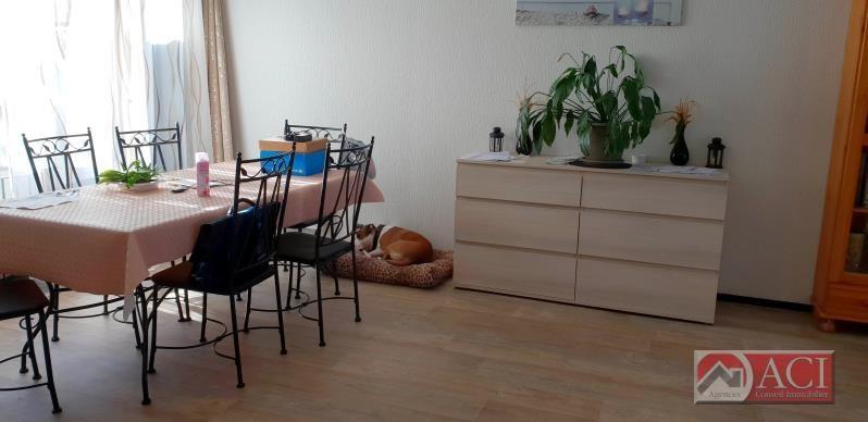 Appartement deuil la barre - 4 pièce (s) - 86 m²