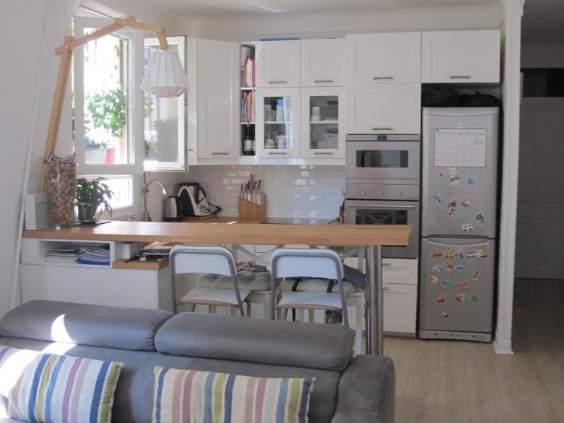 Vente appartement Courbevoie 418000€ - Photo 2