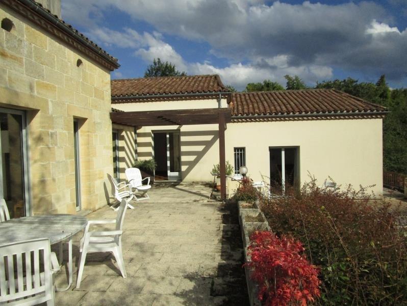 Sale house / villa Montpon menesterol 254000€ - Picture 1