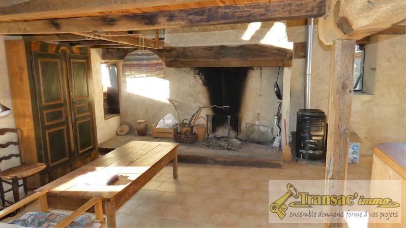 Vente maison / villa Domaize 128400€ - Photo 5