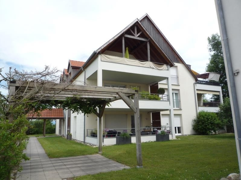 Vente appartement Riedisheim 299 000€ - Photo 1