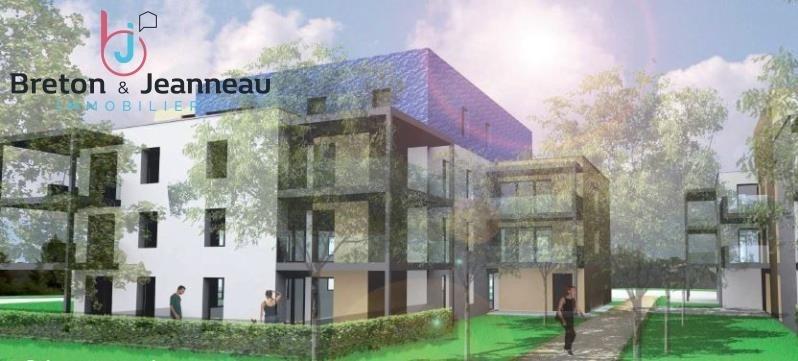 Location appartement Change 635€ CC - Photo 1