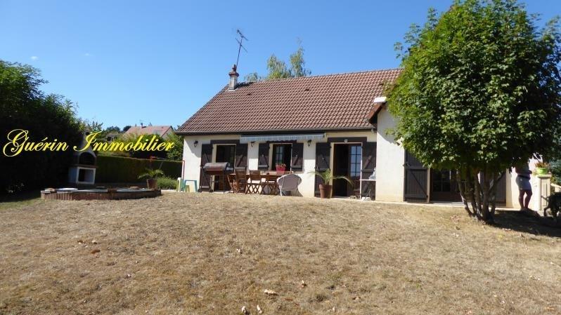 Vente maison / villa Jouet sur l aubois 176500€ - Photo 1