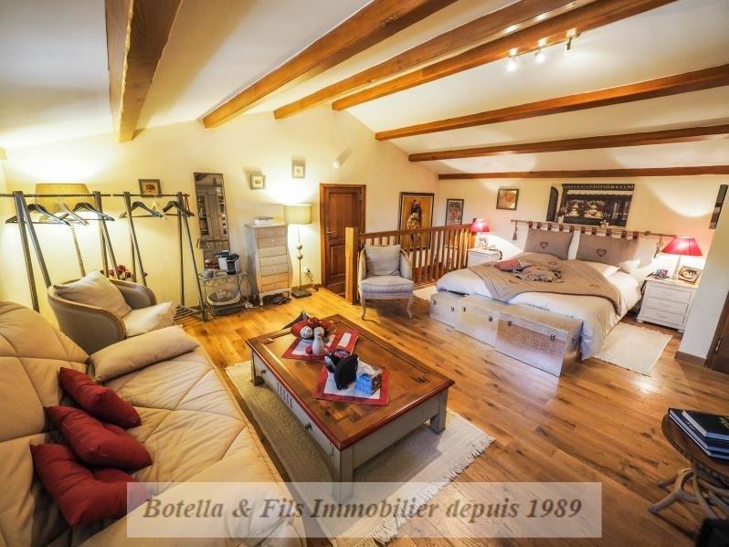 Verkoop van prestige  huis Uzes 677000€ - Foto 8
