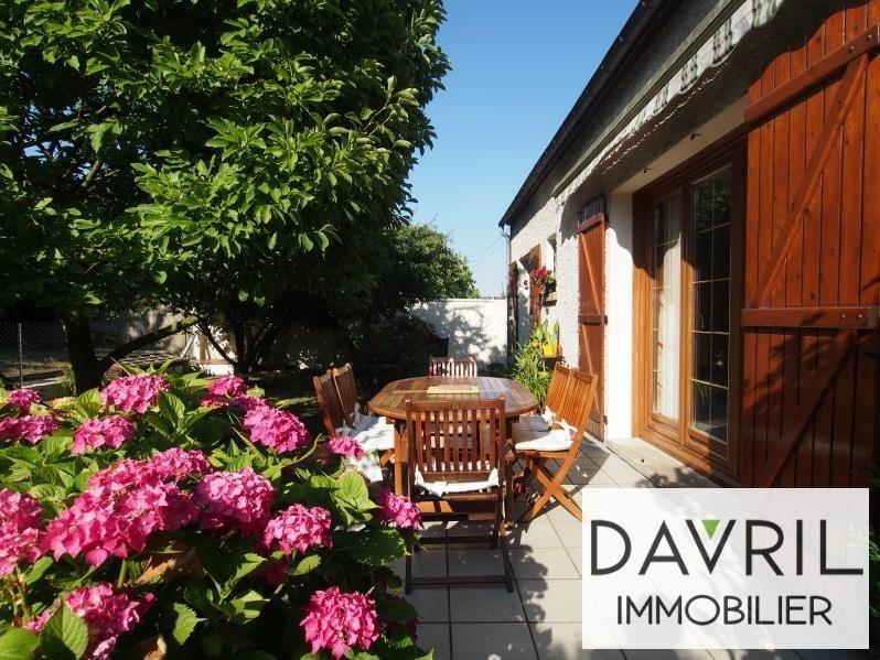 Vente maison / villa Conflans ste honorine 509500€ - Photo 2