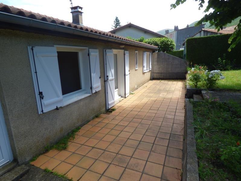 Vente maison / villa Secteur st amans soult 110000€ - Photo 10