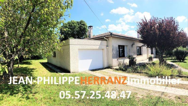 Vente maison / villa Libourne 175 000€ - Photo 1