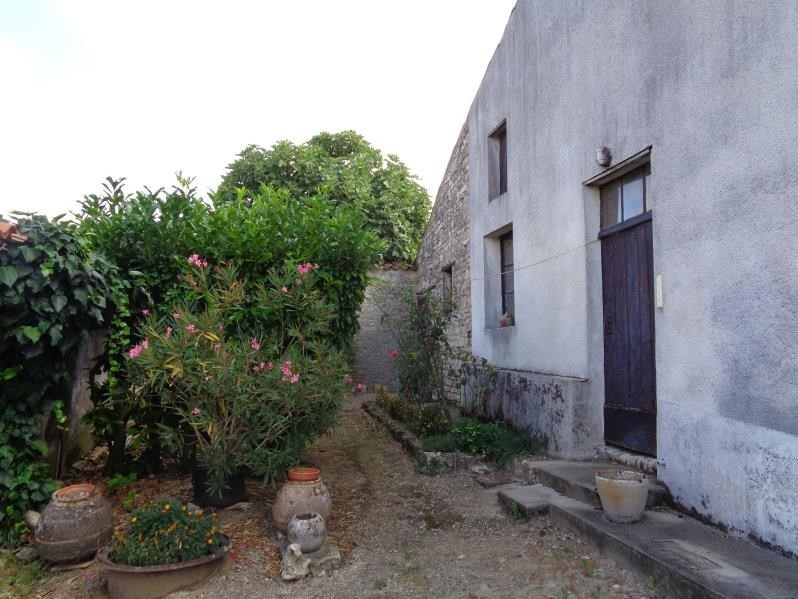 Vente maison / villa Pamproux 55 000€ - Photo 2
