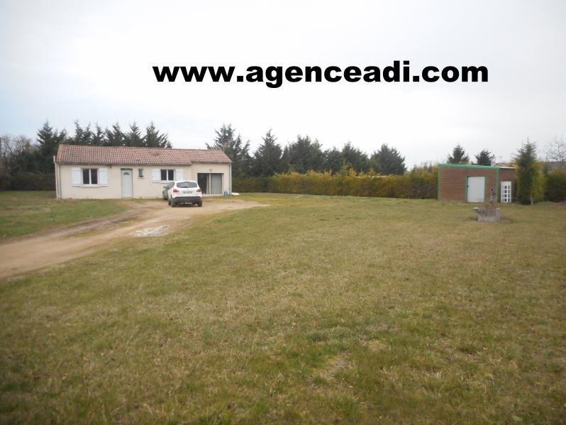 Vente maison / villa Exoudun 81000€ - Photo 1