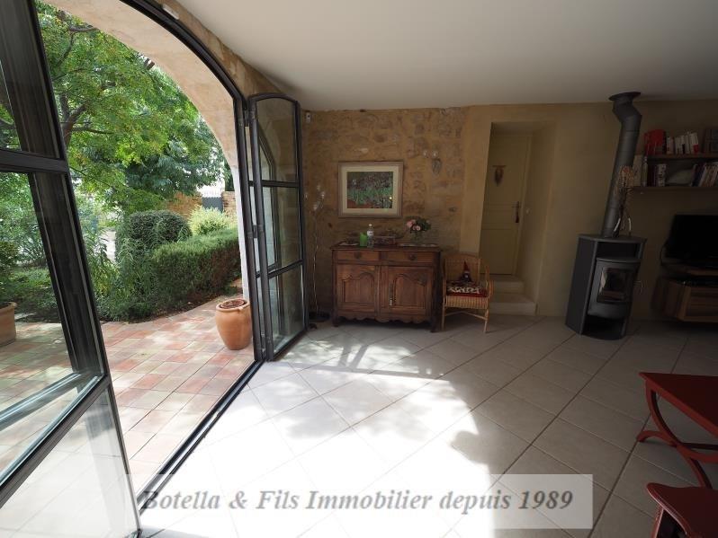 Verkoop van prestige  huis Goudargues 556000€ - Foto 4