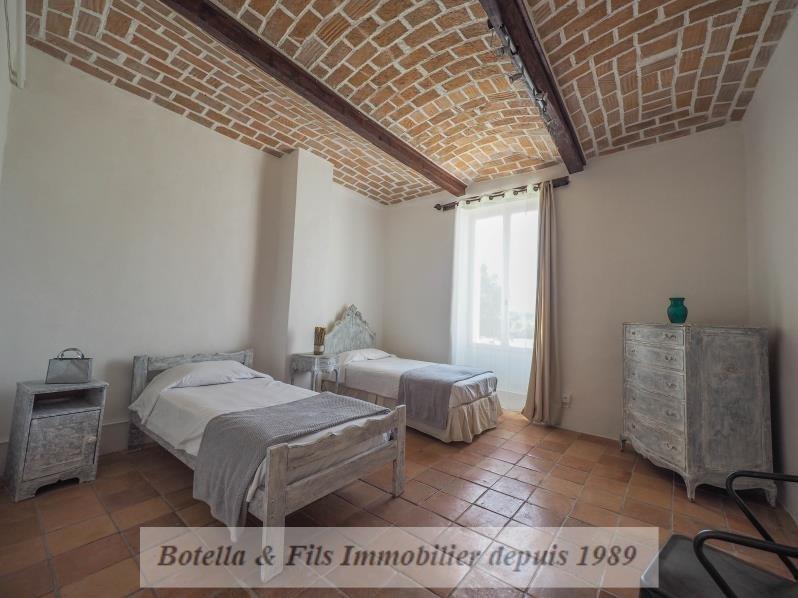 Immobile residenziali di prestigio casa Uzes 842000€ - Fotografia 8
