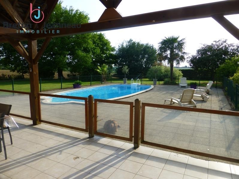 Vente maison / villa La chapelle rainsouin 312 000€ - Photo 14