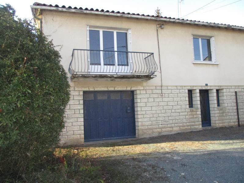 Vente maison / villa Niort 98000€ - Photo 1