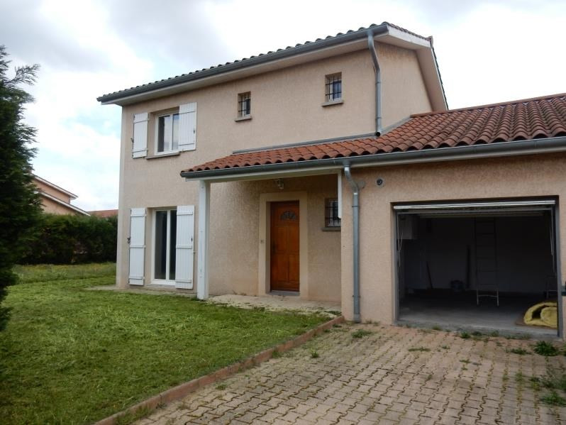 Vendita casa Le peage de roussillon 199000€ - Fotografia 1