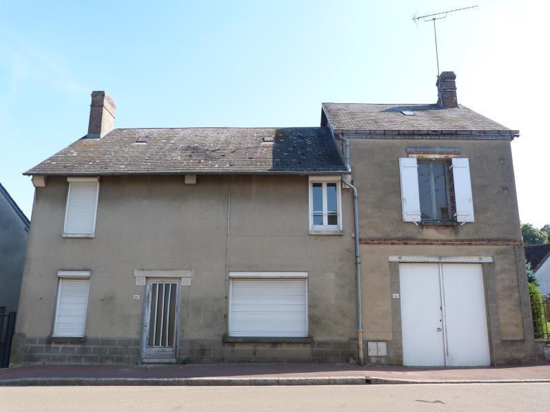 Vente maison / villa Douchy 50000€ - Photo 1