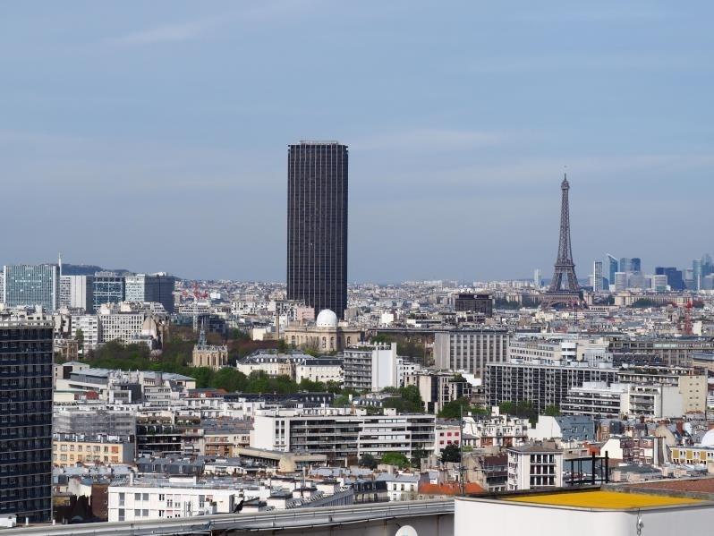Sale apartment Paris 13ème 540000€ - Picture 4