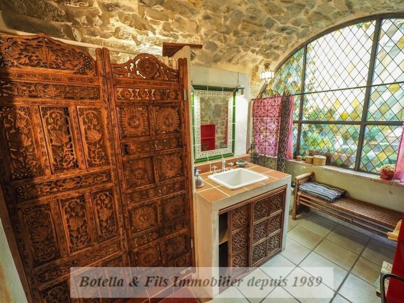 Immobile residenziali di prestigio casa Barjac 446000€ - Fotografia 13