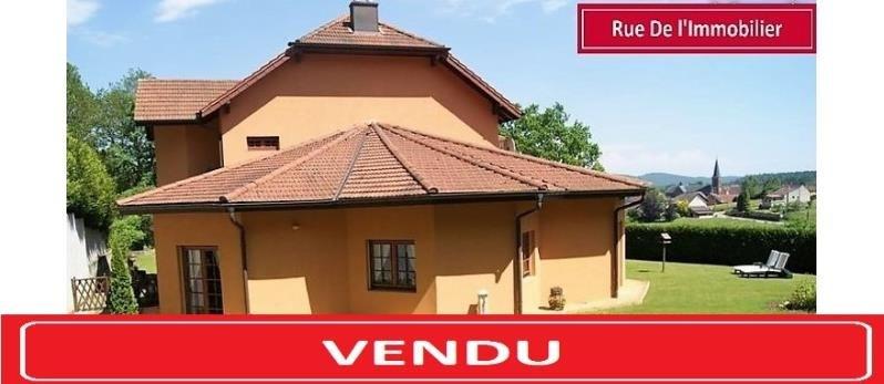 Vente de prestige maison / villa Haspelschiedt 283000€ - Photo 1
