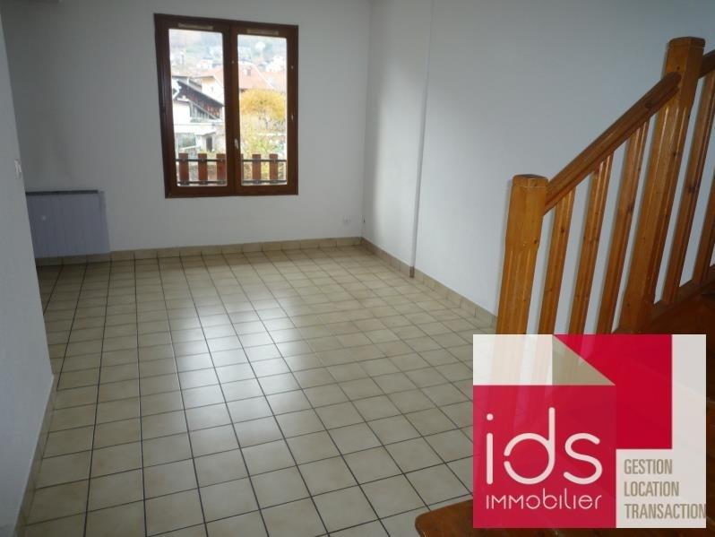 Locação apartamento Allevard 450€ CC - Fotografia 2