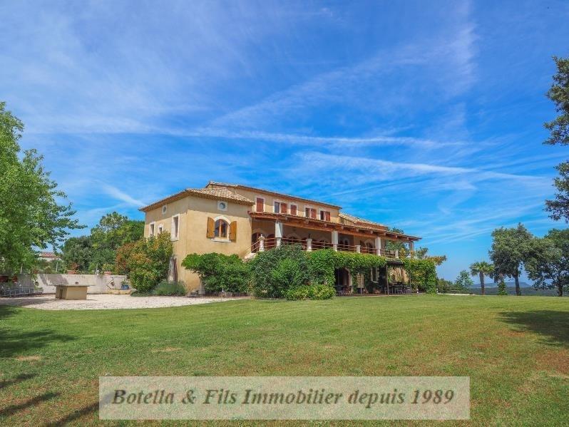 Vente de prestige maison / villa Uzes 845000€ - Photo 16