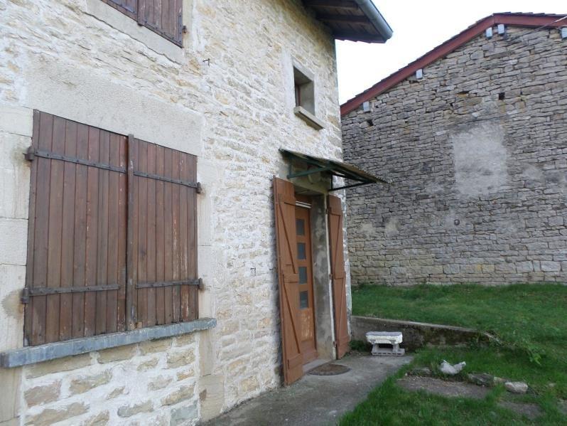 Vente maison / villa Rosay 75000€ - Photo 2