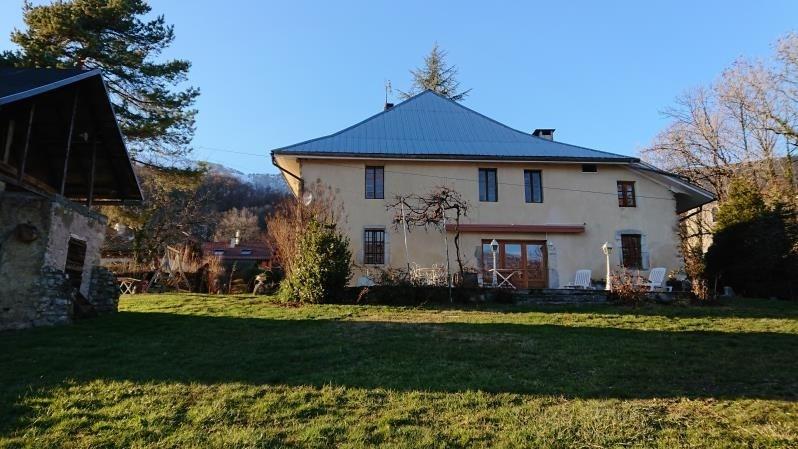Revenda residencial de prestígio casa Verrens arvey 676000€ - Fotografia 1