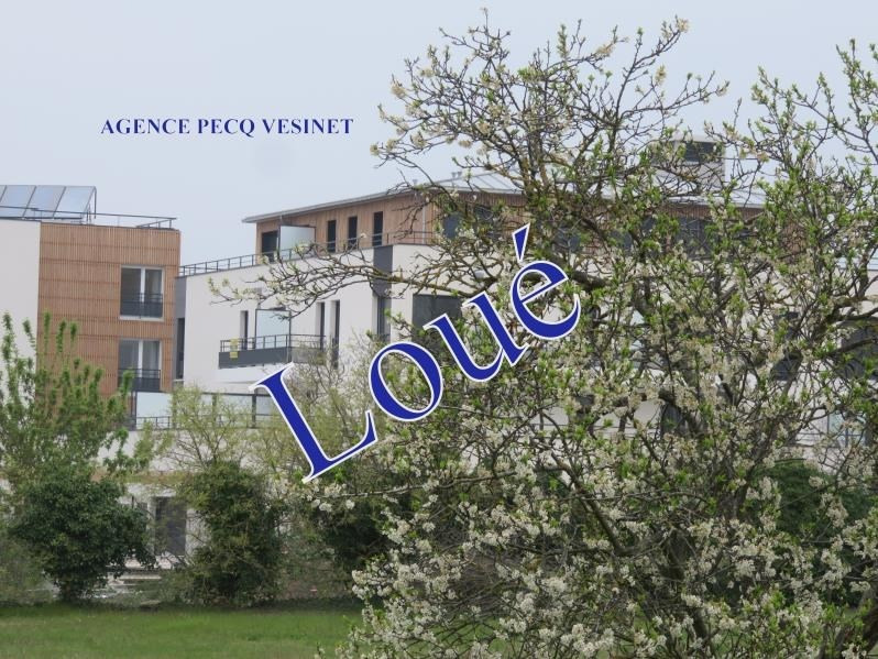 Location appartement Croissy sur seine 925€ CC - Photo 1