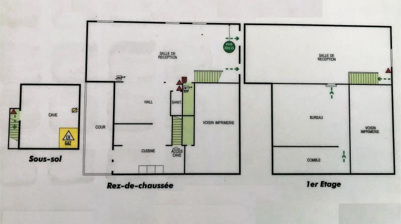 Sale building Sartrouville 489000€ - Picture 2