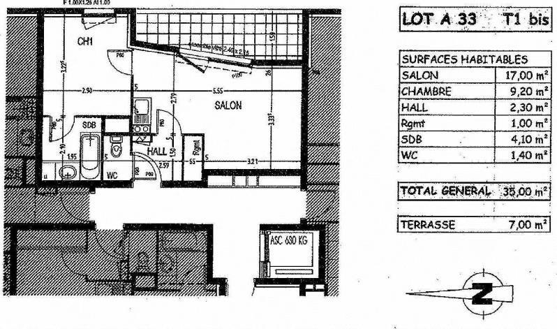 Vente appartement Dijon 95000€ - Photo 5