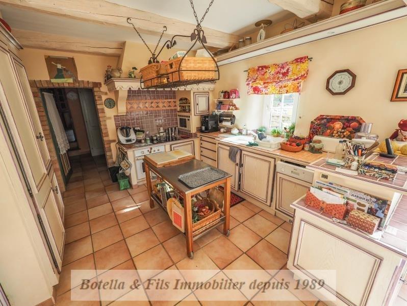 Vente de prestige maison / villa Barjac 446000€ - Photo 7