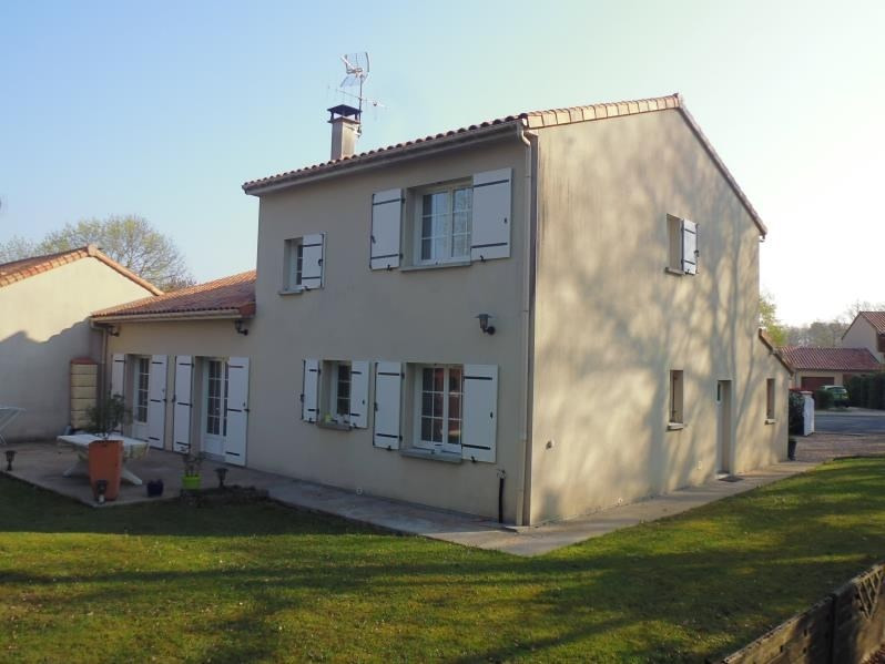 Vente maison / villa Poitiers 296000€ - Photo 2