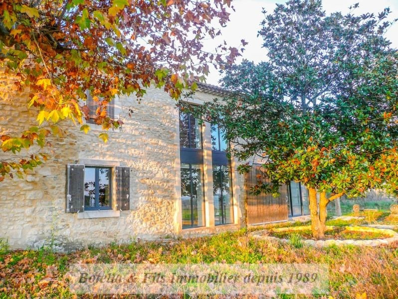 Vente de prestige maison / villa Uzes 1495000€ - Photo 3