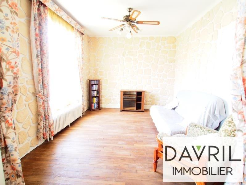 Sale house / villa Conflans ste honorine 399500€ - Picture 2