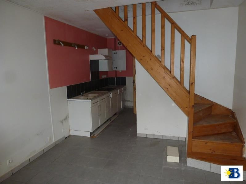 Produit d'investissement immeuble Chatellerault 91 000€ - Photo 2