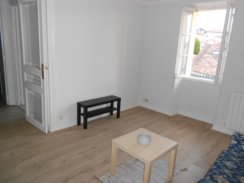 Rental apartment Hendaye 698€ CC - Picture 1