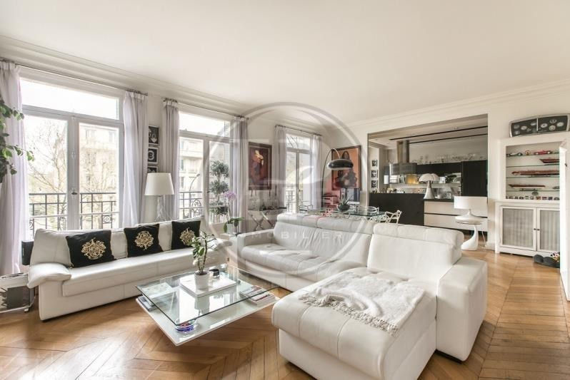 Vente de prestige appartement Paris 16ème 1 760 000€ - Photo 1