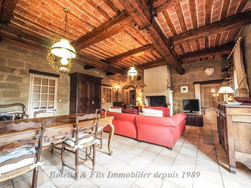 Verkoop van prestige  huis Uzes 645000€ - Foto 6