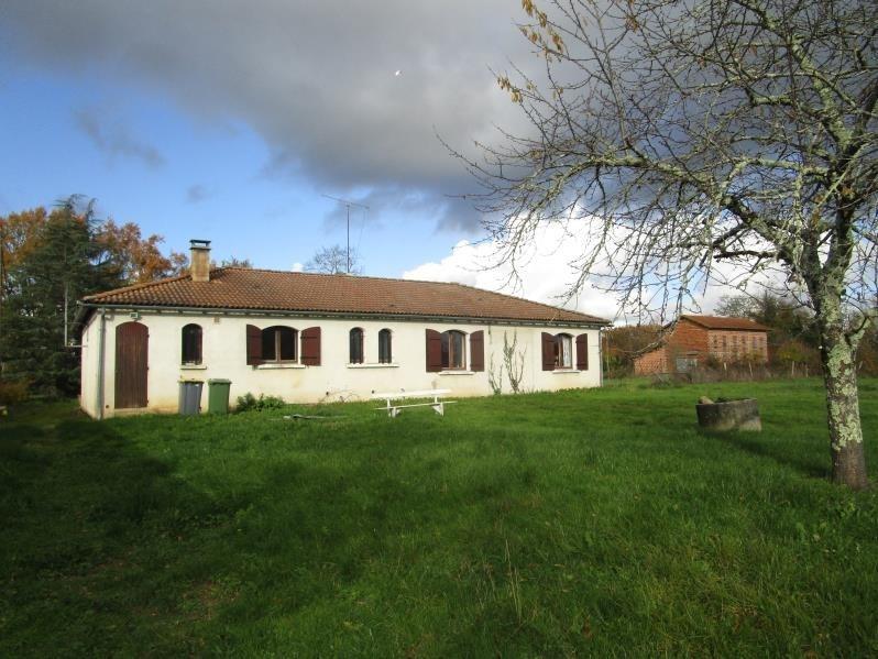 Vente maison / villa St martial d'artenset 122500€ - Photo 2