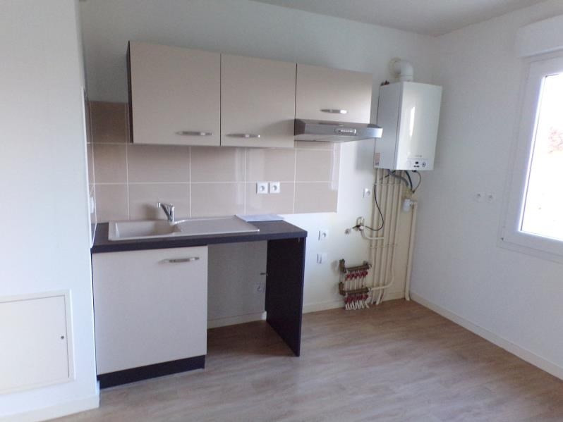Location appartement Poitiers 451€ CC - Photo 1