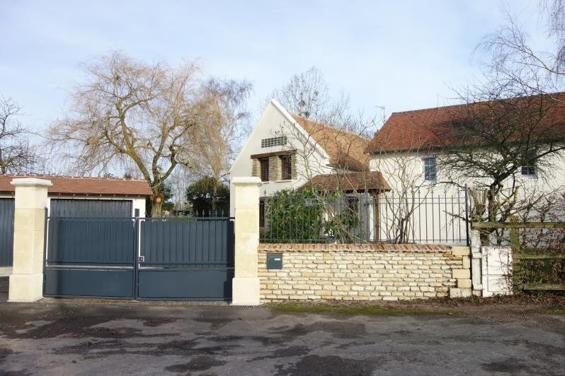 Vente maison / villa Demouville 379000€ - Photo 1