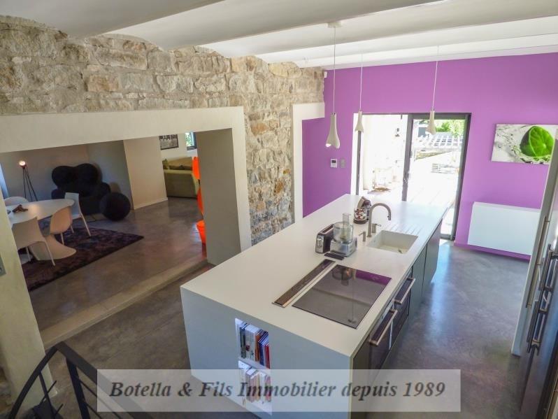 Immobile residenziali di prestigio casa Barjac 795000€ - Fotografia 6