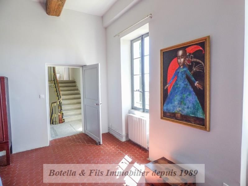 Venta de prestigio  casa Uzes 639000€ - Fotografía 8