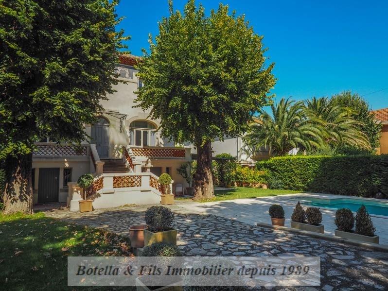 Verkoop van prestige  huis Bagnols sur ceze 495000€ - Foto 1