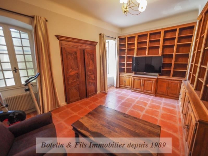 Verkoop van prestige  huis Uzes 537000€ - Foto 9
